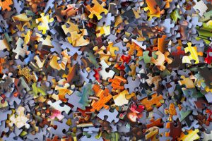 When understanding your customers is like a jigsaw puzzle!